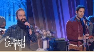 Capital Cities Performs 'Safe and Sound' (Full) on The Queen Latifah Show