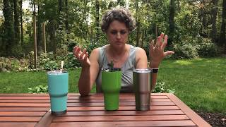 Review of the new RTIC Insulated Tumblers