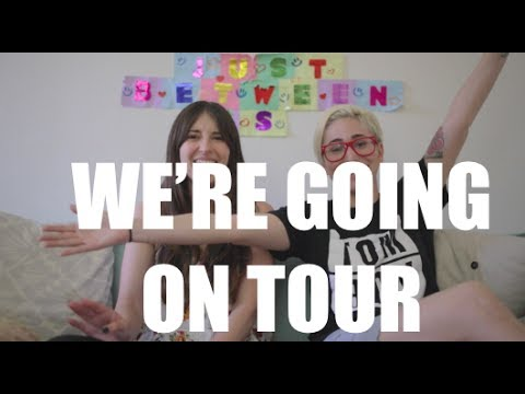 WE'RE GOING ON TOUR!! / Gaby & Allison