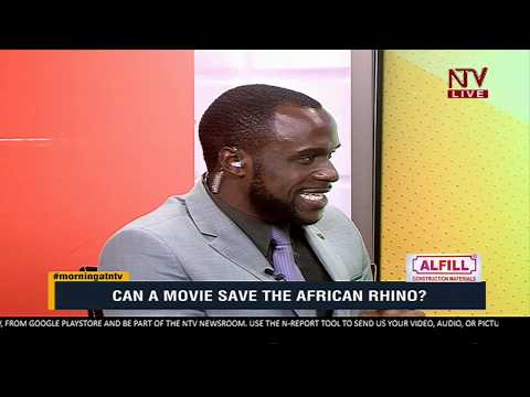 Can a movie save the African Rhino?