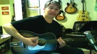 Cheap Guitar God - Stella