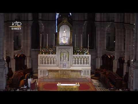 Prière du Milieu du jour du 19 juin 2021 des Bénédictines du Sacré-Coeur de Montmartre