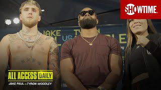 ALL ACCESS DAILY: Paul vs. Woodley   Part 2   SHOWTIME PPV