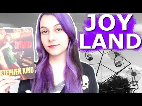 Joyland, Stephen King | OVERDOSE LITERÁRIA