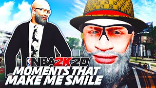 nba 2k20 moments that cure my depression