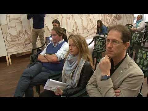IL SINDACO CHIAPPORI E IL PRESIDENTE LUPI PRESENTANO AROMATICA
