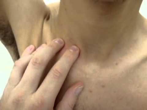 Gelenkschmerzen Zeigefinger der linken Hand