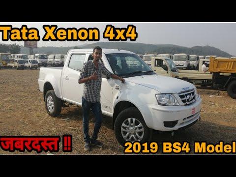 Tata Xenon 4x4 Review 🔥 | 2019 Model | Price Specifications