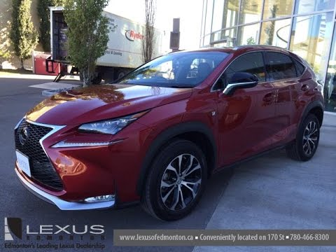 Review : 2015 Lexus NX 200t Turbo