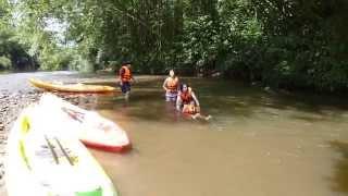 preview picture of video 'Beautiful Damai Beach, Kuching, Sarawak (Yoga72style Studio)'