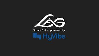 Lâg Gaucher HyVibe 15 dreadnought cutaway - Video