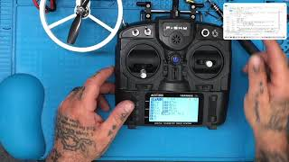 FrSky Rover3 Setup Part 2 of 3 from Cyclone FPV