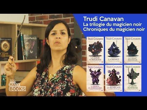 Vidéo de Trudi Canavan