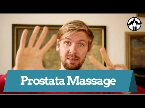 Wie Prostata-Massage Video-Lektionen
