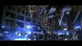 Godzilla - Linkin Park -- Burn It Down