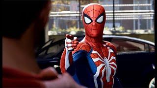Spider-Man PS4 [G M V] Amine - Invincible