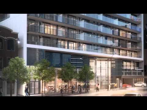 330 Richmond Condos Exterior Rendering