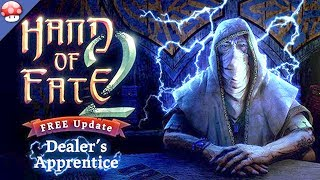Clip thumb 0 of Hand of Fate 2 The Dealers Apprentice
