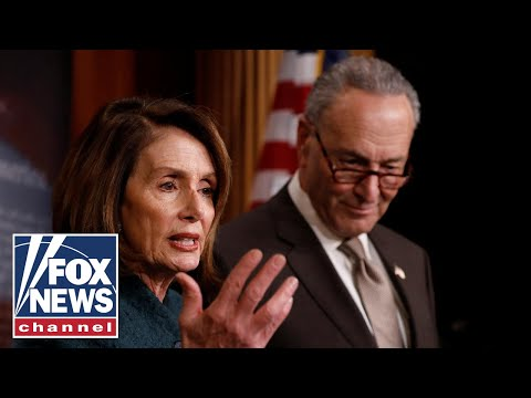 Live Stakeout: Mark Meadows, Mnuchin meet with Dem leaders