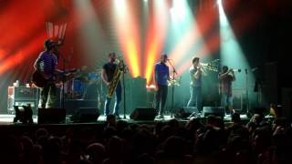 Streetlight Manifesto - With Any Sort of Certainty - Live @ House of a Blues Orlando on Nov 12, 2016