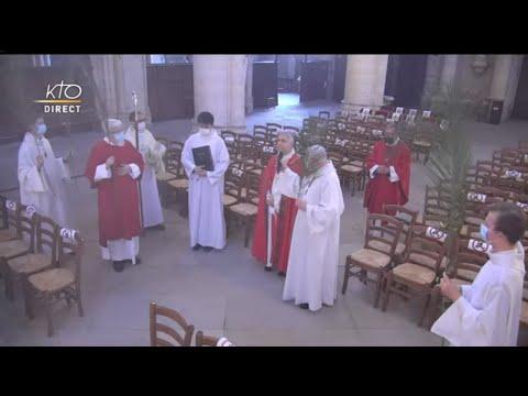 Messe des Rameaux et de la Passion du Seigneur à Saint-Germain-l'Auxerrois