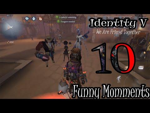 IDentity V   funny Moments #10