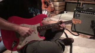 Mark Knopfler Signature Strats vs. 1964 Stratocaster: Once Upon a Time in the West