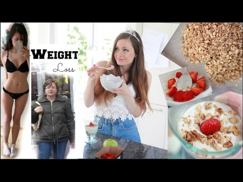 Video ♡ Healthy Breakfast Ideas + Recipes for Weight Loss 2015 | Sue Rose ♡