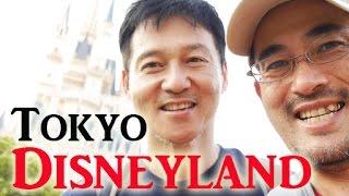 Summer Fun at Tokyo Disneyland 日本語はCCをオンにしてね!東京ディズニーランドの夏の一日