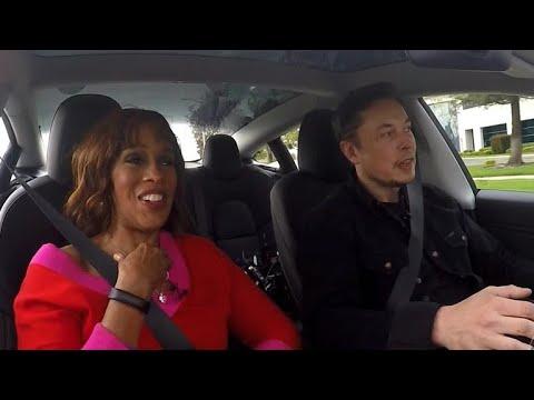 Elon Musk says Tesla's autopilot system will
