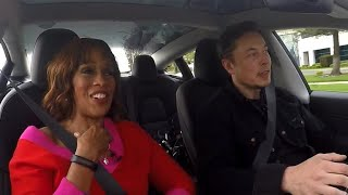 """Elon Musk says Tesla's autopilot system will """"never be perfect"""""""