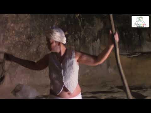 Alia,grotte della Gulfa