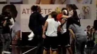 Diana Taurasi DANCES!