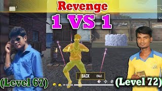 Rio Hari (67Level)VSGaming Tamizhan(Level 72) Clash Squad 1 Vs 1 | Free Fire Ultra pro Player Game