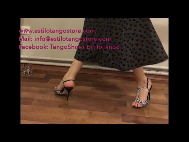 EstiloTango Ayakkabısı, Model: Aphrodite