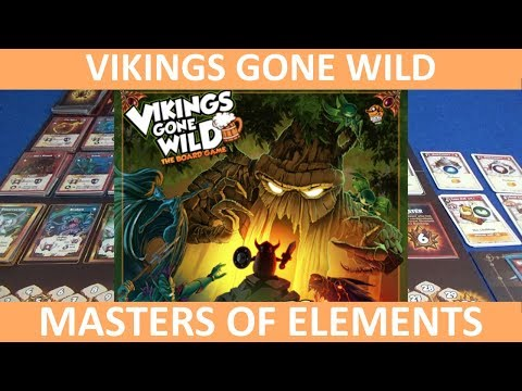 Vikings Gone Wild: Masters of Elements - Overview