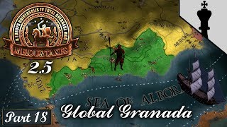 Global Granada – MEIOU and Taxes 2 5 Heresy - Part 18