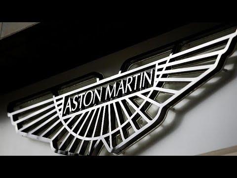 «Γκάζια» της Aston Martin για το χρηματιστήριο