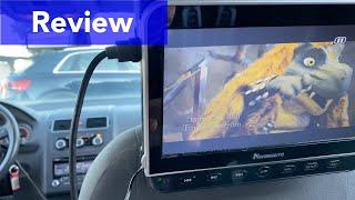 Car Entertainment fürs kleine Geld: Naviskauto 10.1 Display mit HDMI In Review (Deutsch)