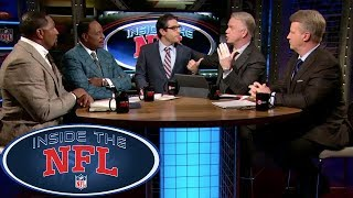 Is a Patriots vs. Steelers AFC Championship Matchup Inevitable? | Inside the NFL