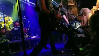 I Rule the Ruins.  DORO the voice of WARLOCK @ The Whisky A Go Go, Hollywood, CA,  September 2017
