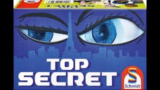 TOP SECRET │ Schmidt Spiele (Erklärvideo)