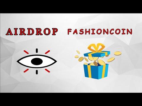 Ganhe ~$54 Dólares no Airdrop na LAtoken da FashionCoin !