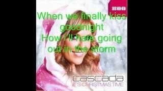 Cascada Let It Snow Lyrics