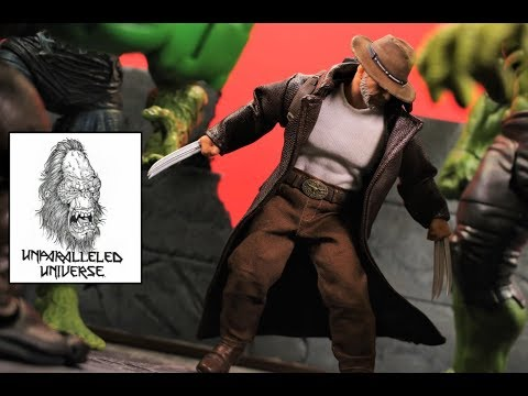 Mezco One:12 Collective Old Man Logan Action Figure Review
