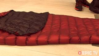 Yeti Fever Sleeping Bag - Best New Products, OutDoor 2013