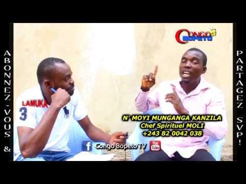MOLI : MOUVEMENT KIMBANGUISTE. BOLANDA MESSAGE CHEF SPIRITUEL NANGO APESI PONA CONGO YA 2019