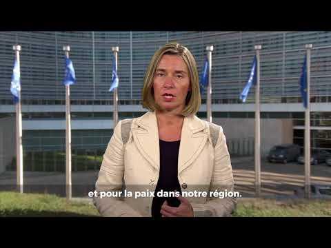 Journée de l'Europe : Message de Federica Mogherini