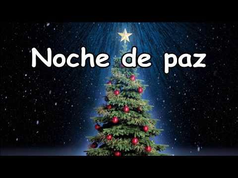Noche de paz canción Navidad LETRA