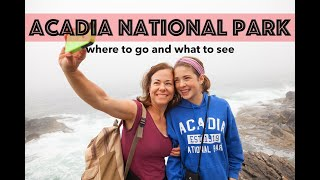 Acadia National Park Guide [Where to Go and What to See]